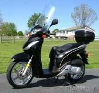 Szyba do Hondy Sh 125i